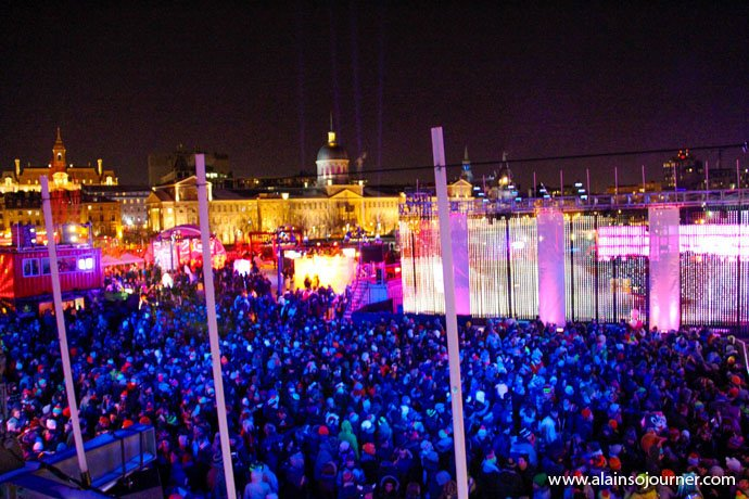 Igloofest in Montreal 4