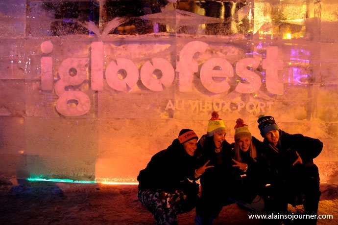 Igloofest in Montreal 9