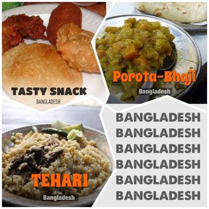 bangladesh food challenge in asia