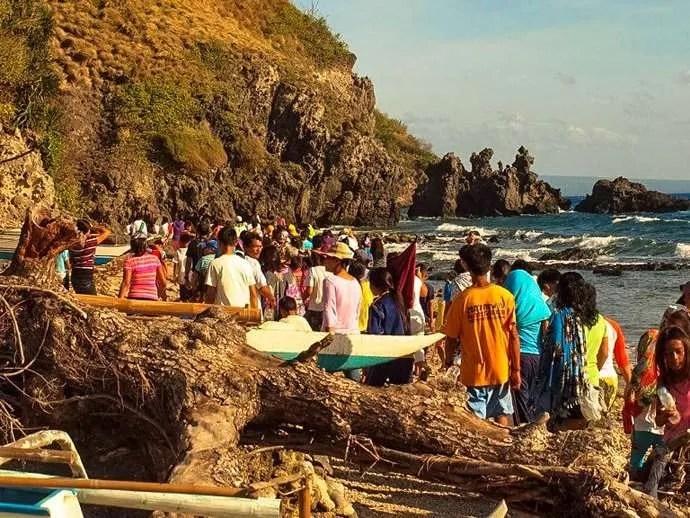 Holy Week Philippines Apo Island 10