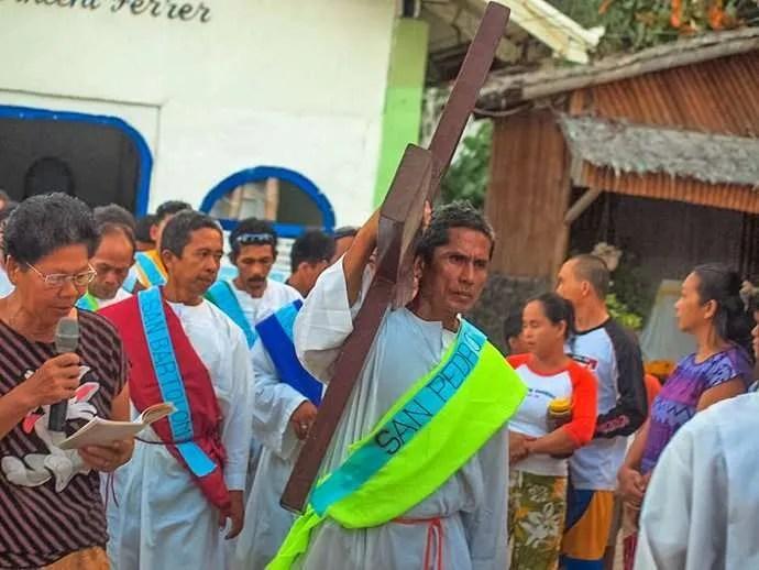Holy Week Philippines Apo Island 7