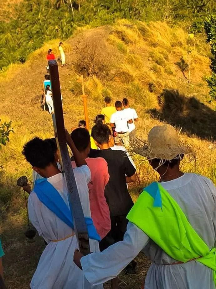 Holy Week Philippines Apo Island 8