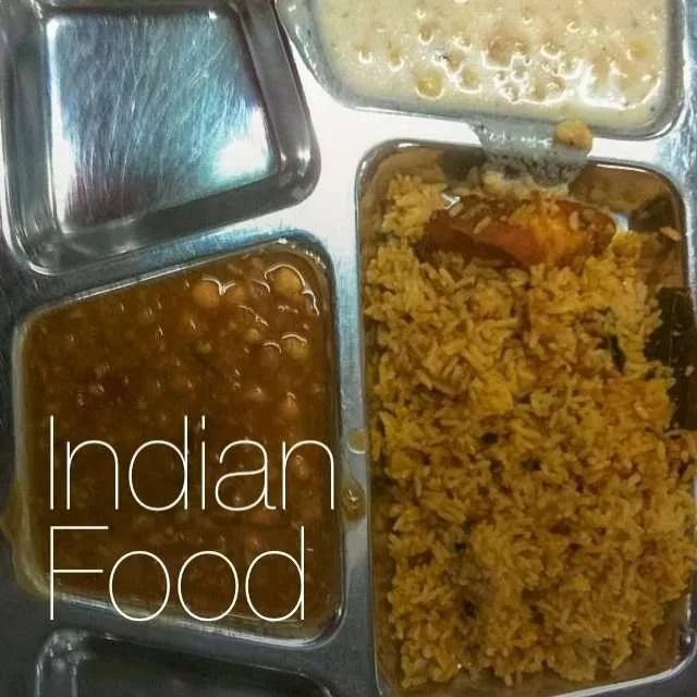 Indian Food Challenge
