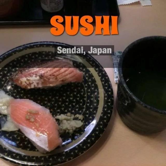 Japan Food Challenge