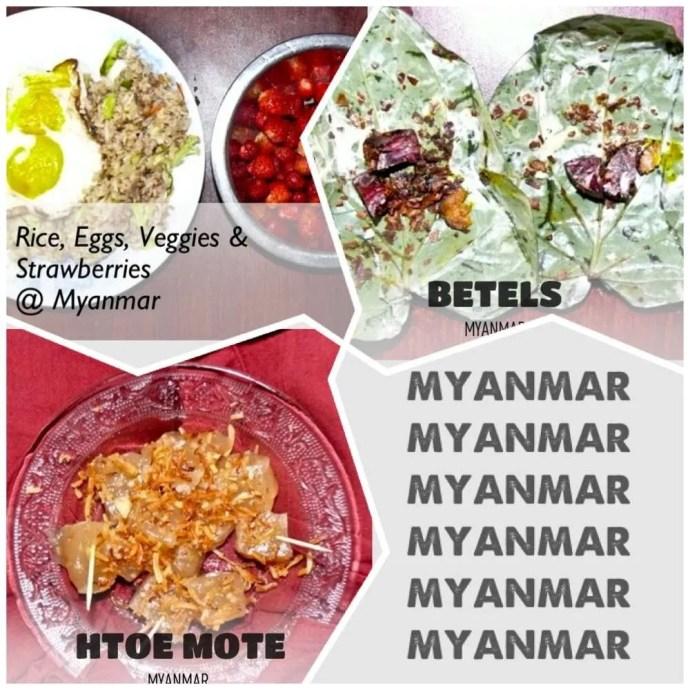 myanmar food challenge in asia