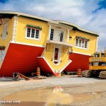 Niagara Upside Down House