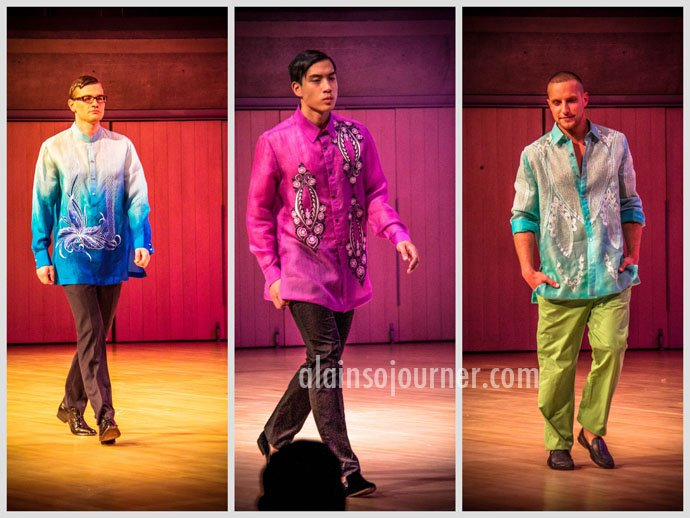 Canada Philippine Fashion Show Men Collection 19