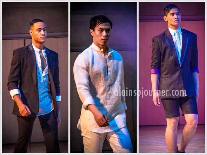 Canada Philippine Fashion Show Men Collection 20