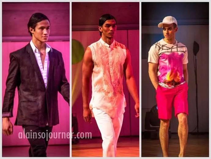Canada Philippine Fashion Show Men Collection 21
