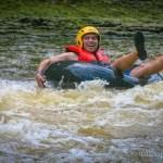 Tubing at Elora Gorge Grand River