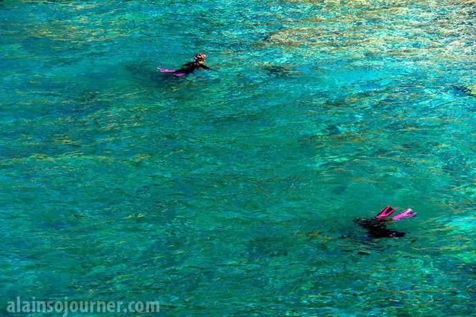 Indian Head Cove Bruce Peninsula Cyprus Lake Campsite 7