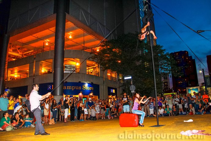 Toronto Buskerfest 2013