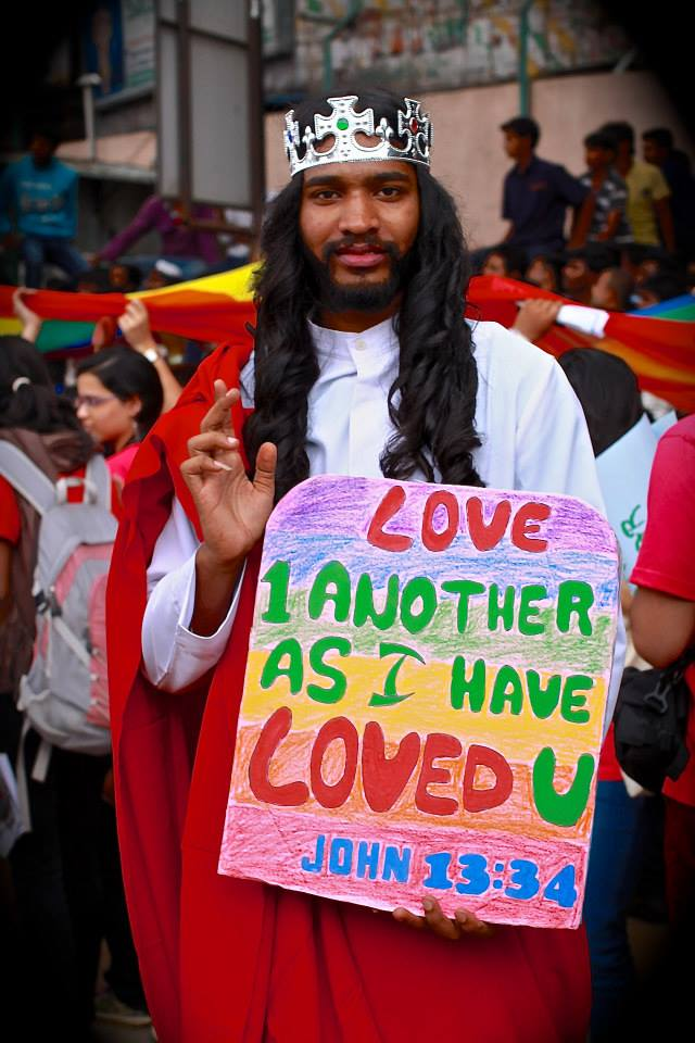 Bangalore, India Pride Parade 2013