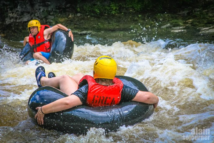 Elora Gorge Grand River Tubing