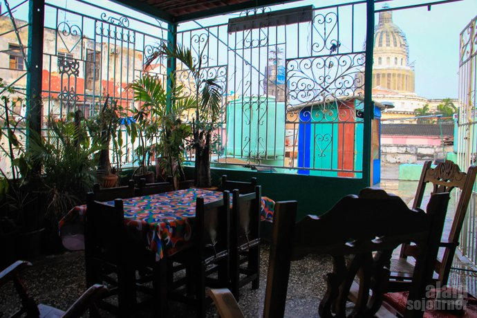 The Gayest and the Most Straight-friendly Casa in Havana