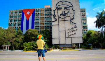 Gays in Havana Cuba