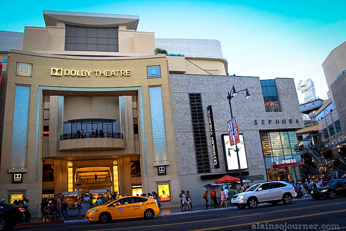 Things to do and see in Hollywood Dolby Theater Hollywood Boulevard Los Angeles