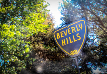 Beverly Hills Sign Tour Los Angeles