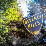 Beverly Hills is Home to the Hollywood Stars