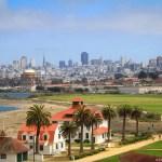 Where to see San Francisco Skyline