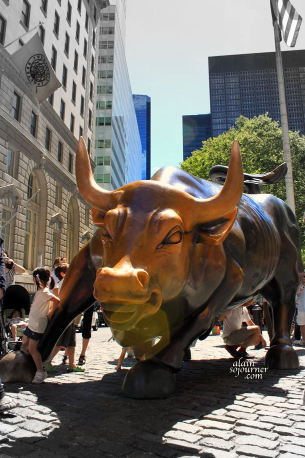 Charging Bull of New York