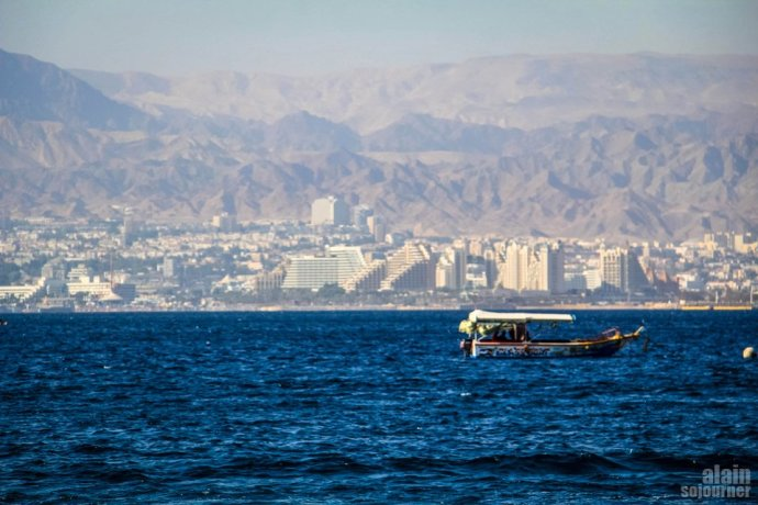 Things to do in Jordan: Go scuba diving in Aqaba.