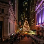 Christmas on Wall Street