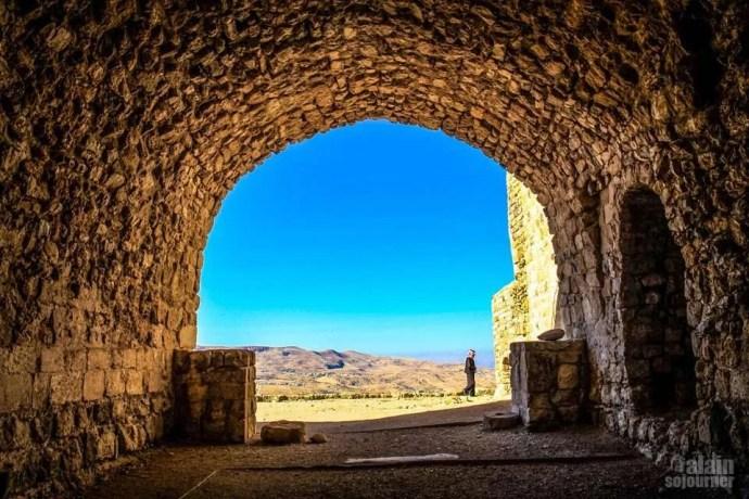 Things to do in Jordan: Visit Kerak Castle.
