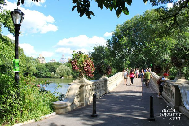 Bridge Park central New York
