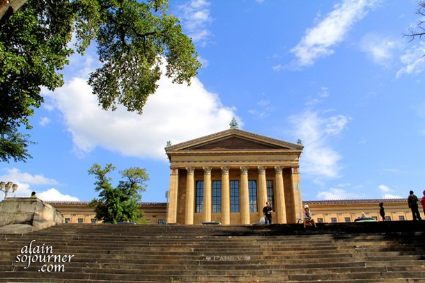 The Museum of Arts in Philadelphia