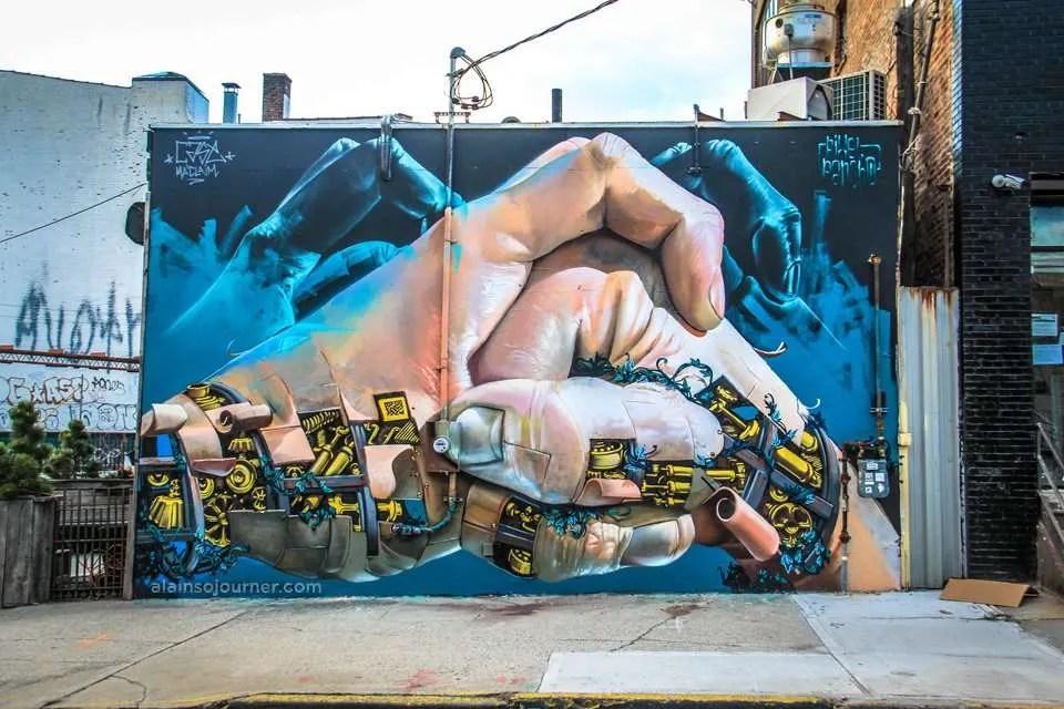 Bushwick Murals / Street Art.