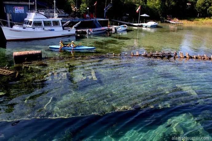 Shipwrecks in canada city of grand rapids