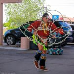 The Native American Hoop Dance
