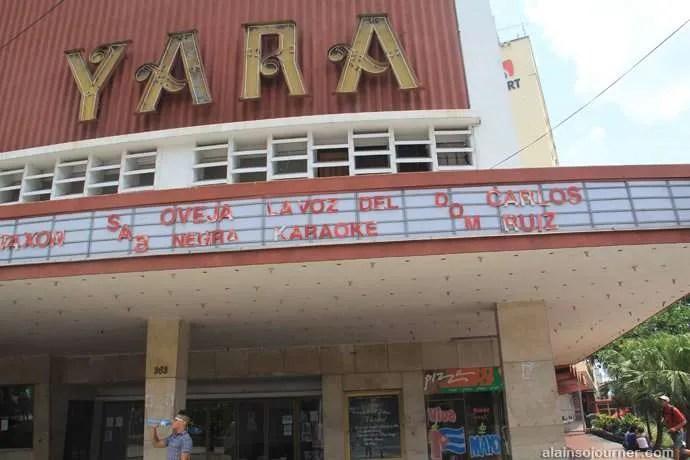 Gays in Havana Cuba Cinema yara