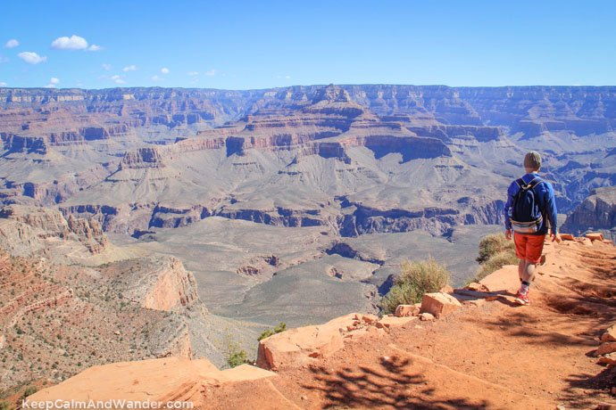 Recommended Hiking Trails at the Grand Canyon (South Kaibab)