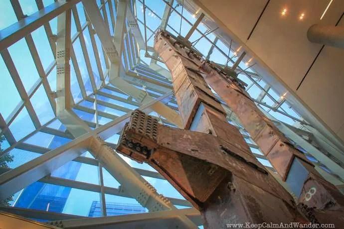 911 Memorial Museum in New York.