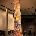 The Last Column of the Twin Towers