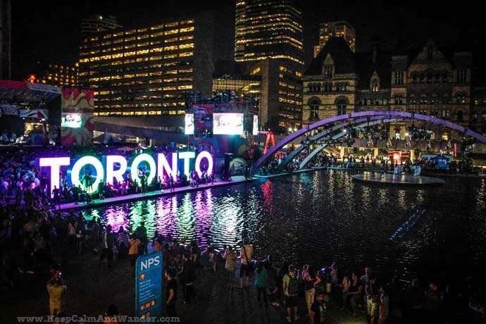 Toronto City Hall Has A New Look