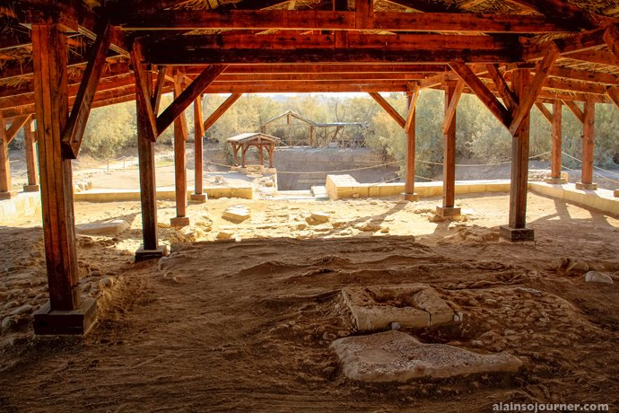 River Jordan – Where Jesus Christ Was Baptized