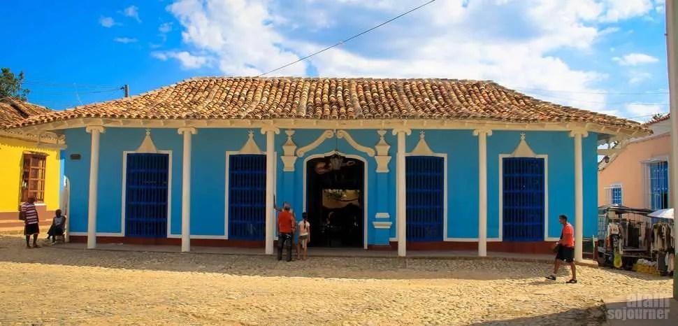 Things to do in Trinidad Cuba Casa de la Trova