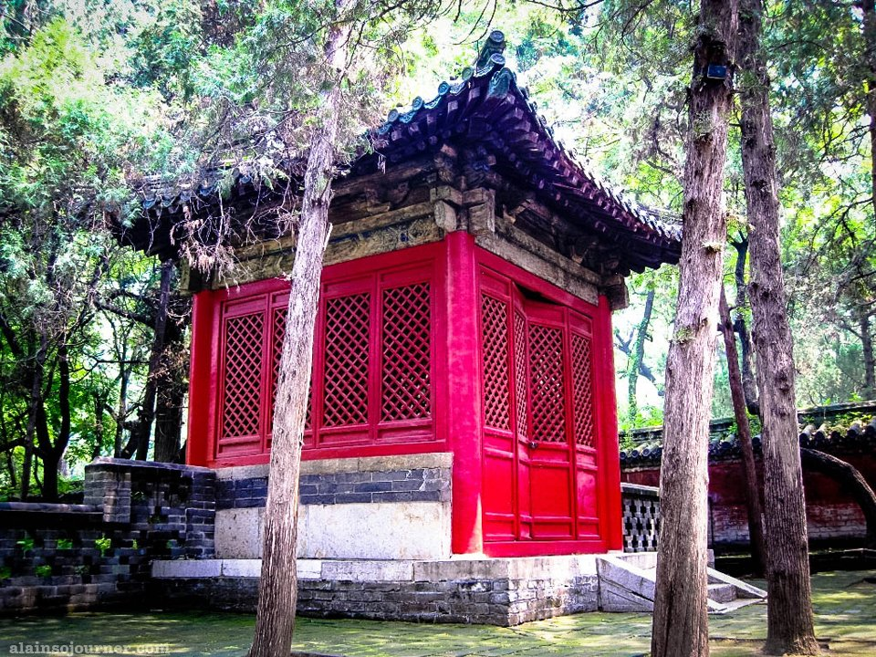 Qufu is the hometown of Confucius