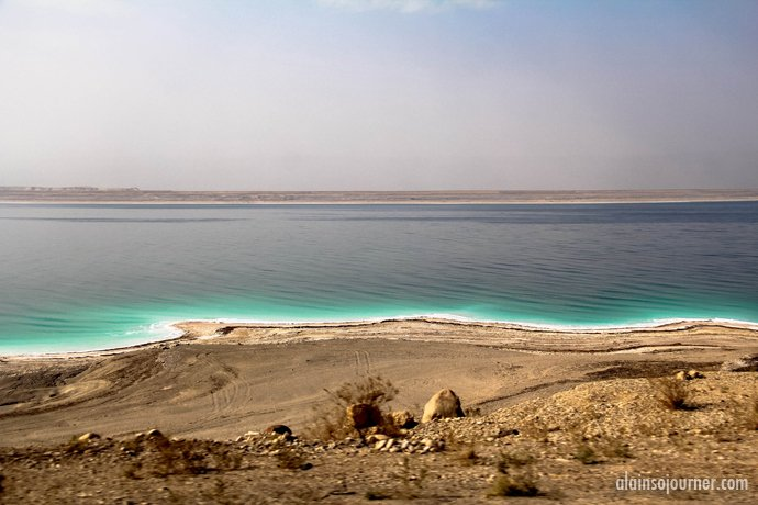 The Dying Sea Jordan