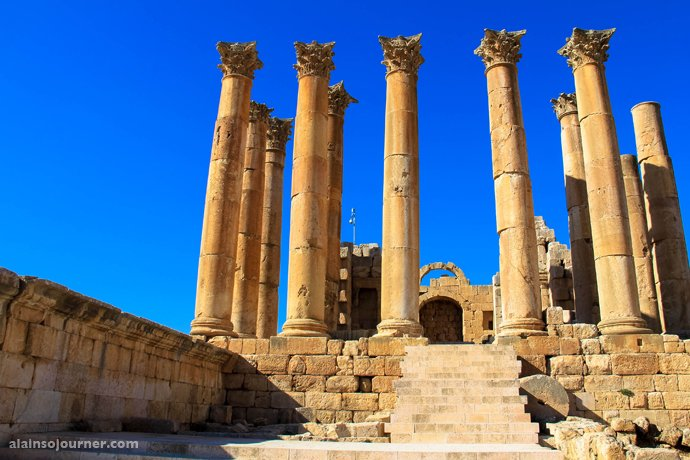 Temple of Artemis jerash