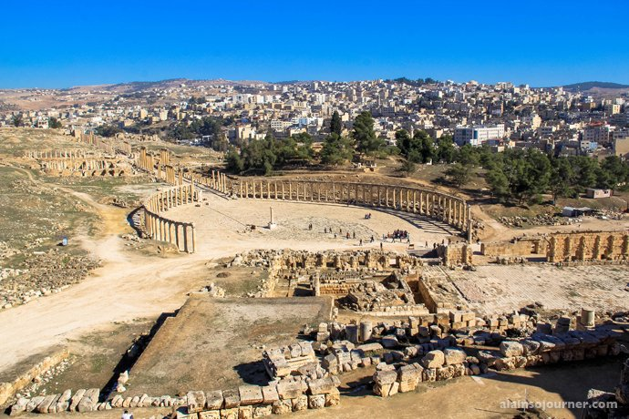 Ancient City of Jerash Decapolis