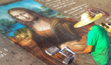 This street artist is insanely talented