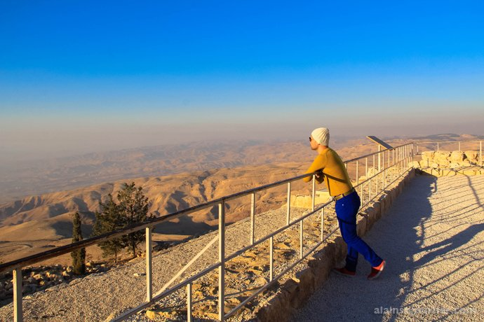 Things to do in Amman Mt. Nebo Jordan