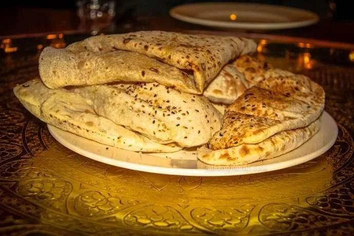 Get a taste of Jordanian Cuisine