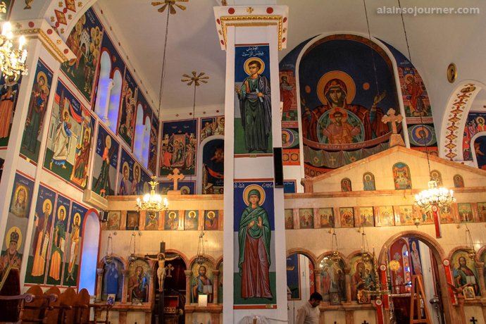 Orthodox Church Things to do in Amman
