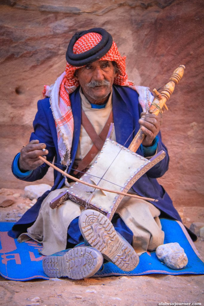 Portraits from Jordan People