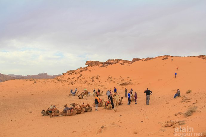 Wadi Rum Desert- The Red Planet